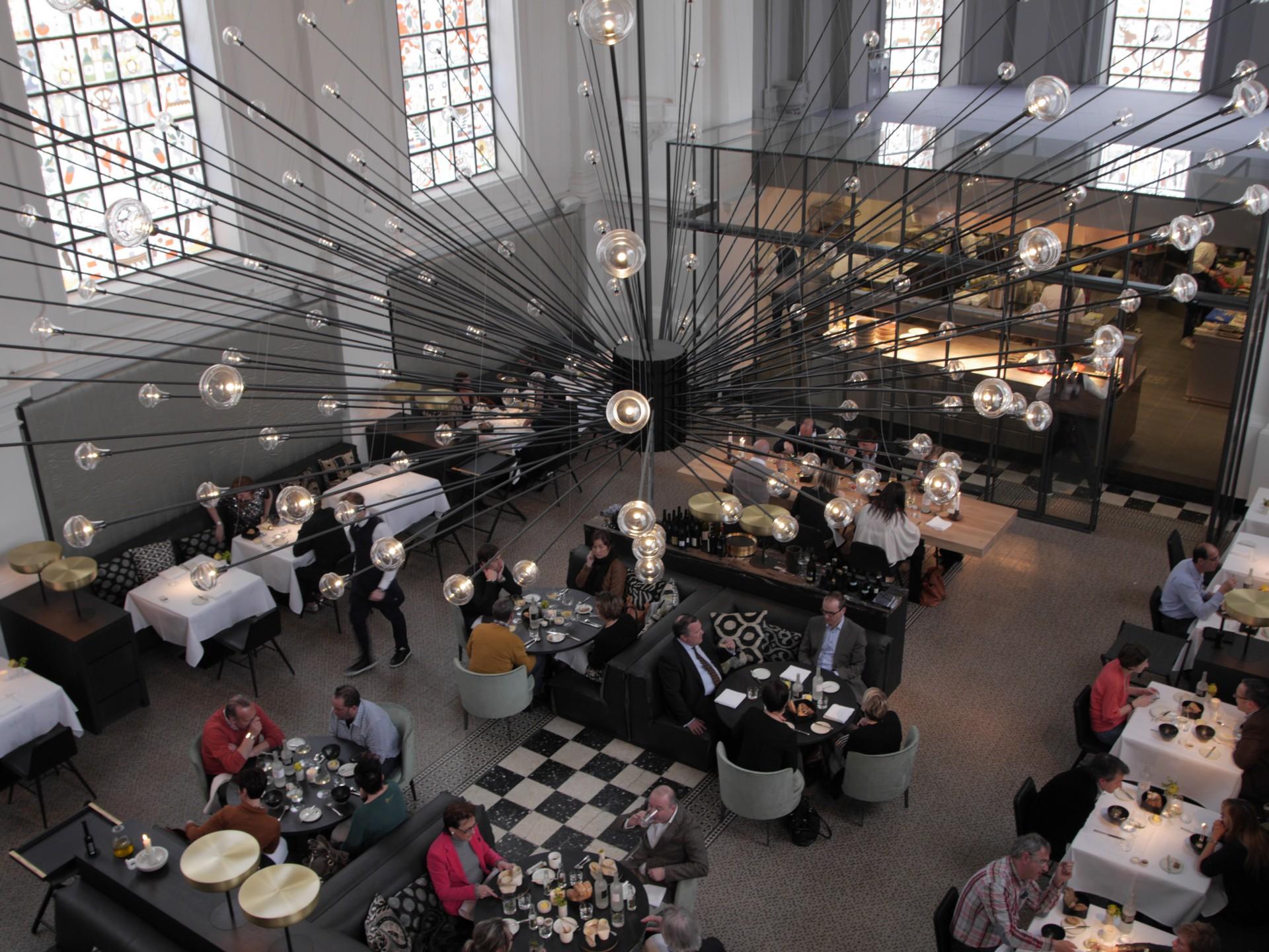 The Jane Antwerpen : The jane restaurant pslab archello