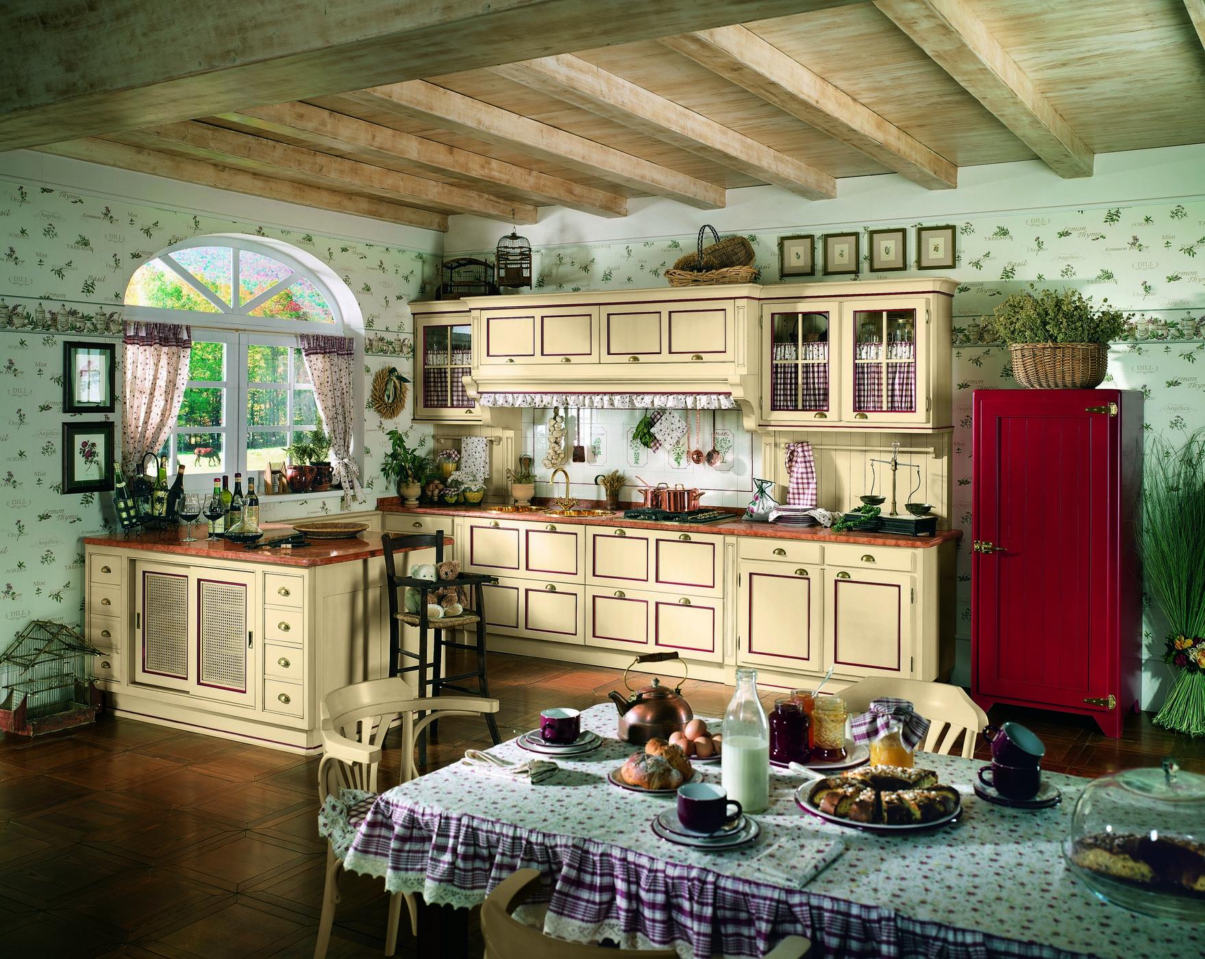 Cucina Cotton by L\'Ottocento Srl | Media - Slideshow - 1 ...