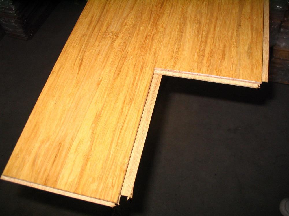 uniclic strand woven bamboo flooring