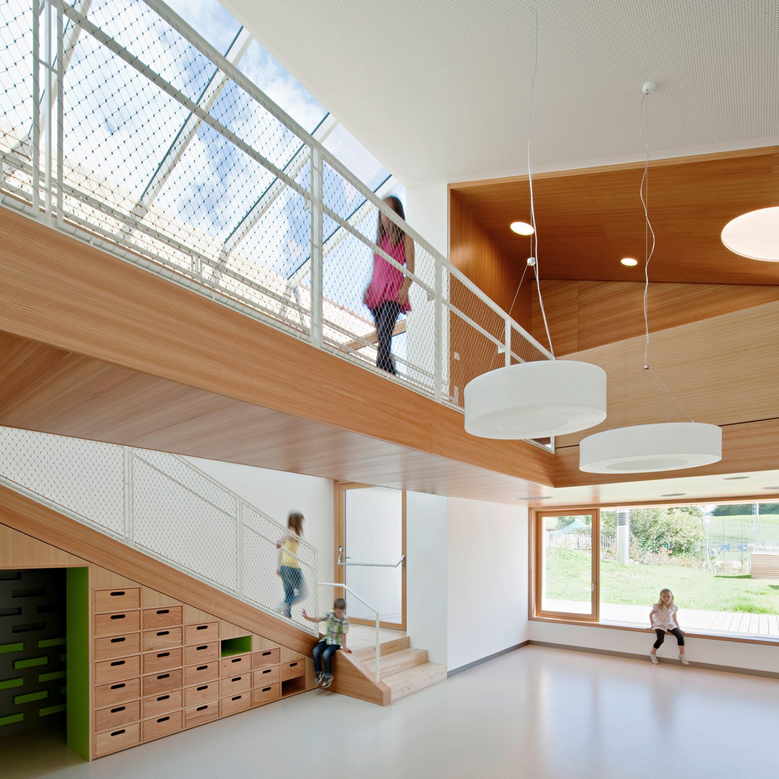 Kindergarten Terenten Feld72 Architekten Archello