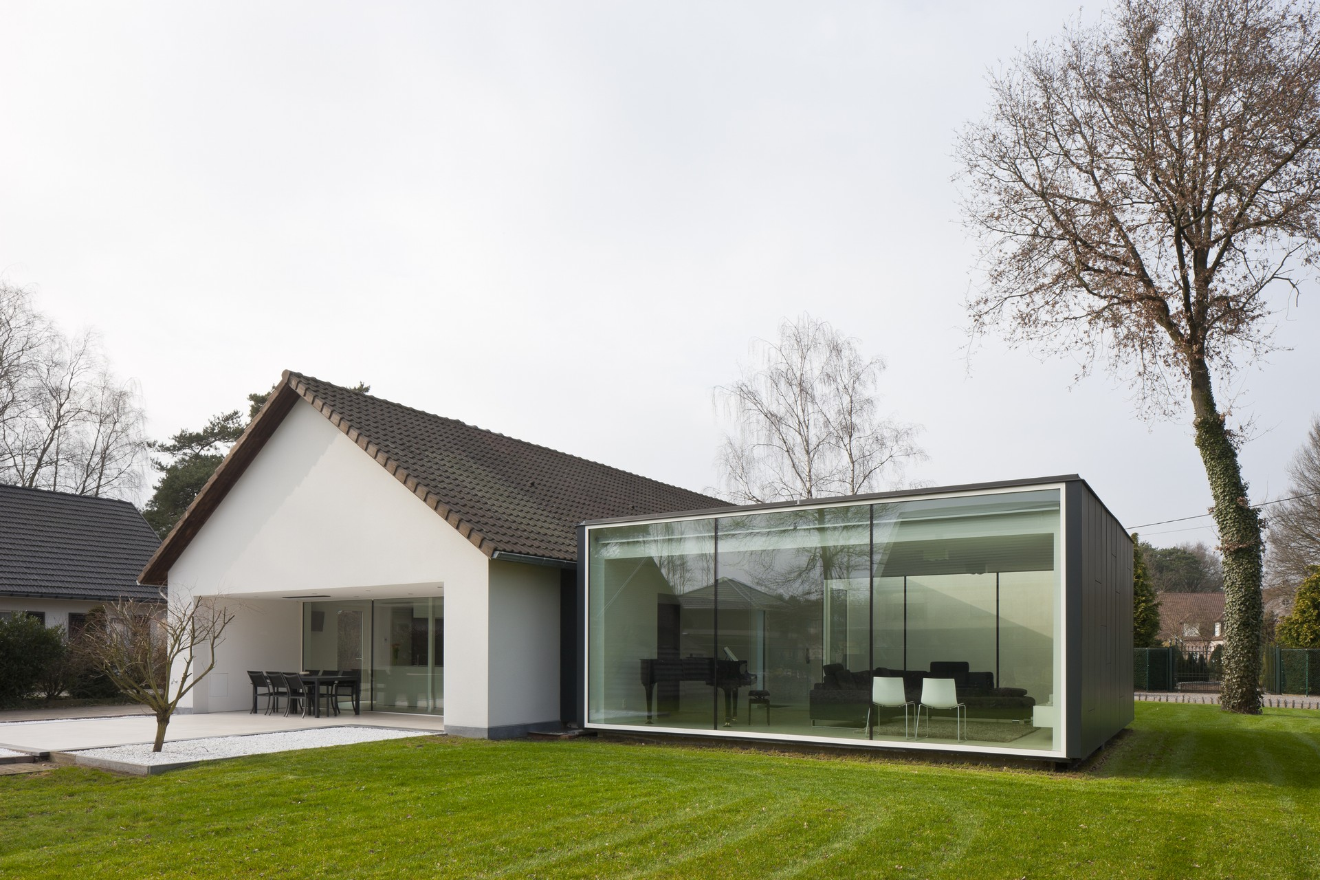 Framework house