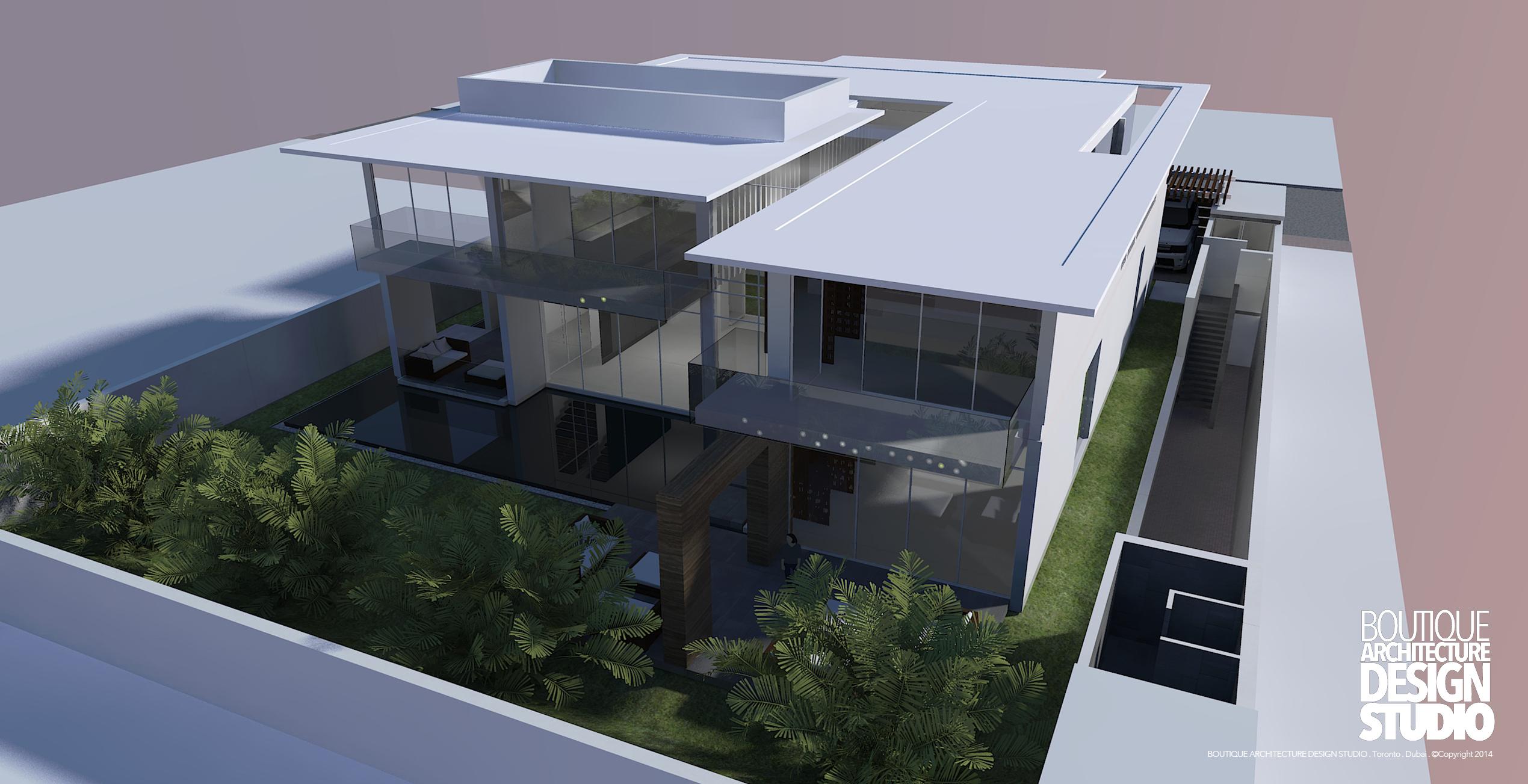 Boutique Architecture Design Studio