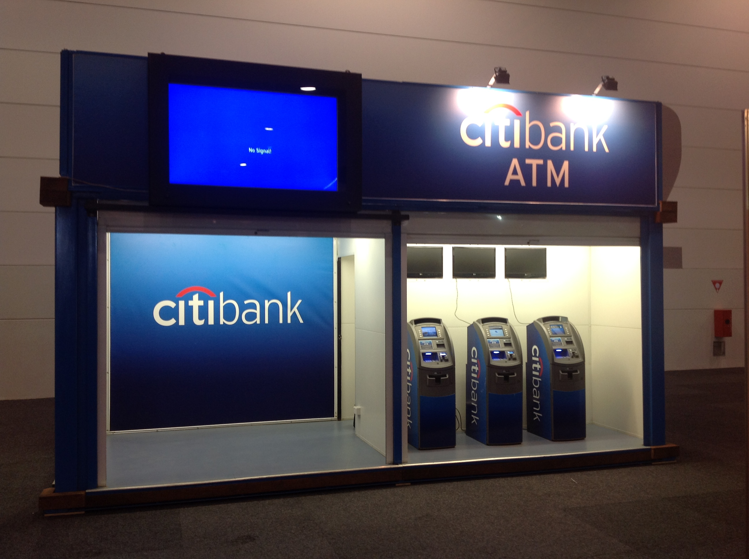 citibank information system Building digital capabilities has allowed citibank to grow its consumer  and  building systems that allow people to apply for cards online, said  markets in  asia — allowing customers to access information such as account.