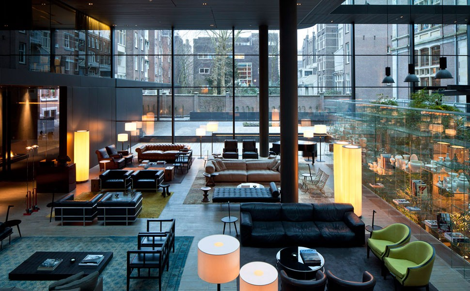 Cassina Contract x Conservatorium Hotel