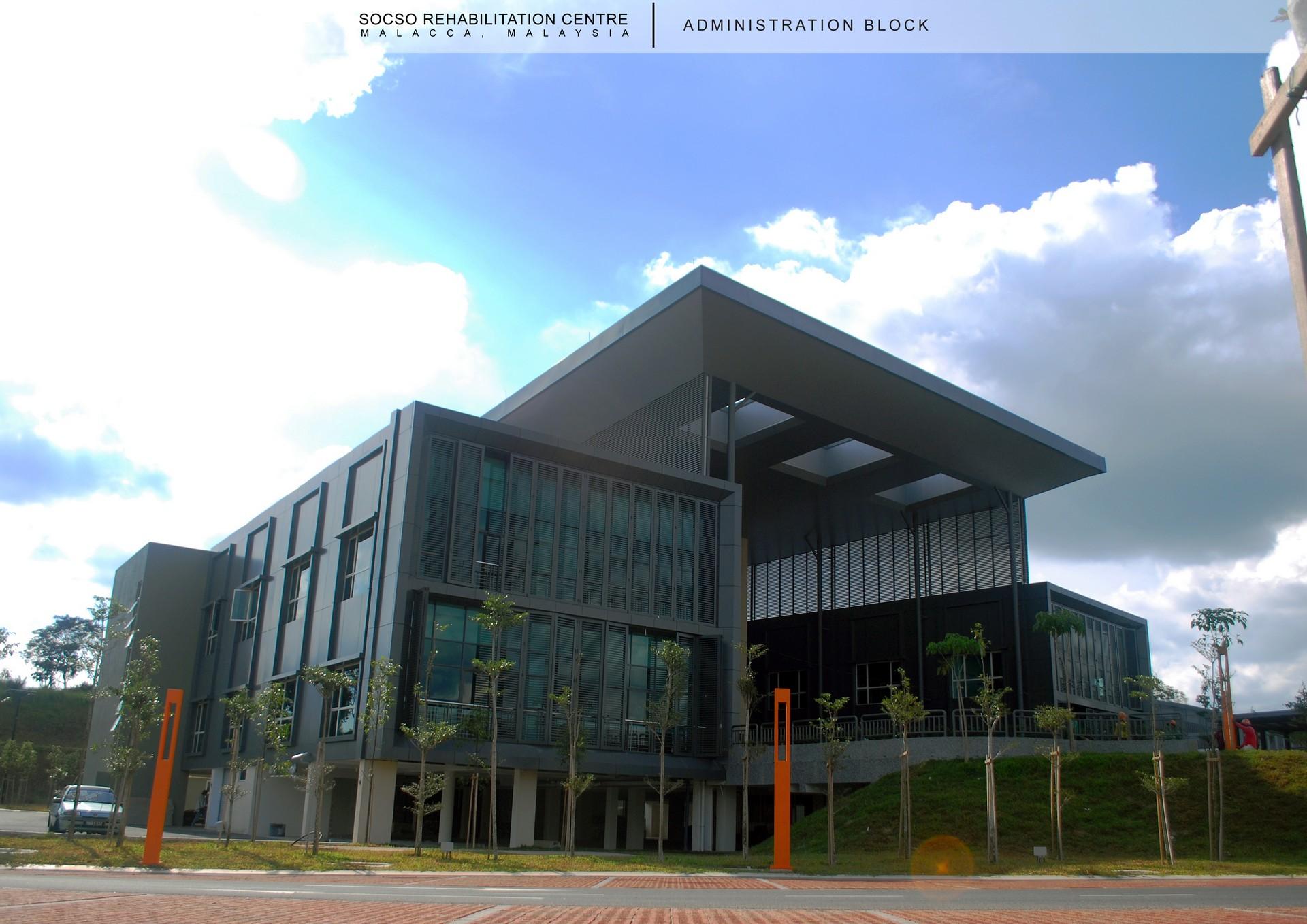 Socso rehabilitation centre