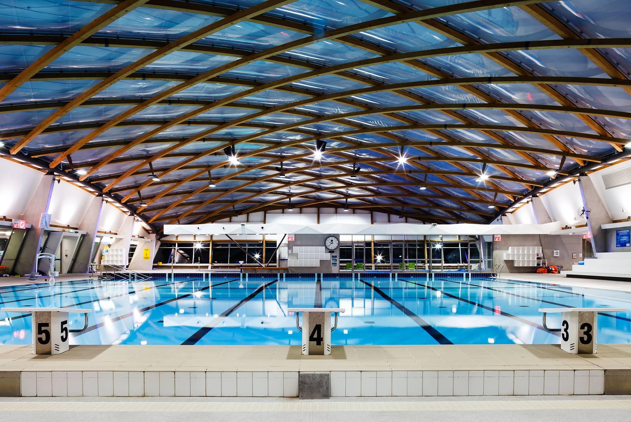 Coastlands Aquatic Centre Vector Foiltec New Zealand