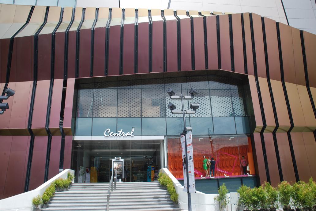 Central Plaza Ladprao Girimun Architects Archello