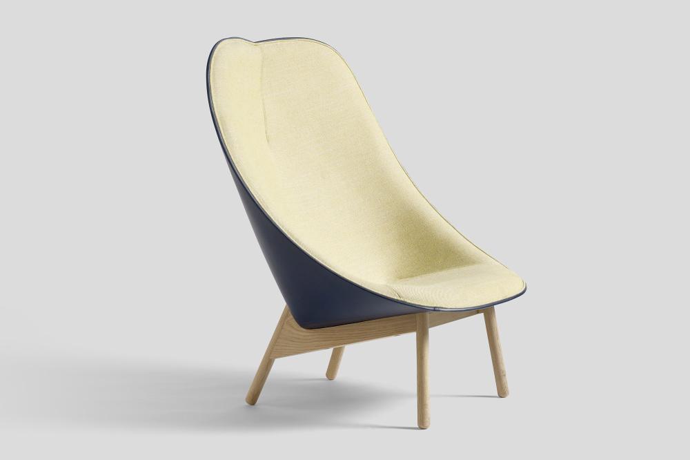 Uchiwa Lounge Chair By Hay Archello
