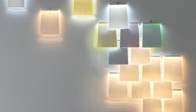 indirect lighting design hallway wall lamp by neonwhite design archello