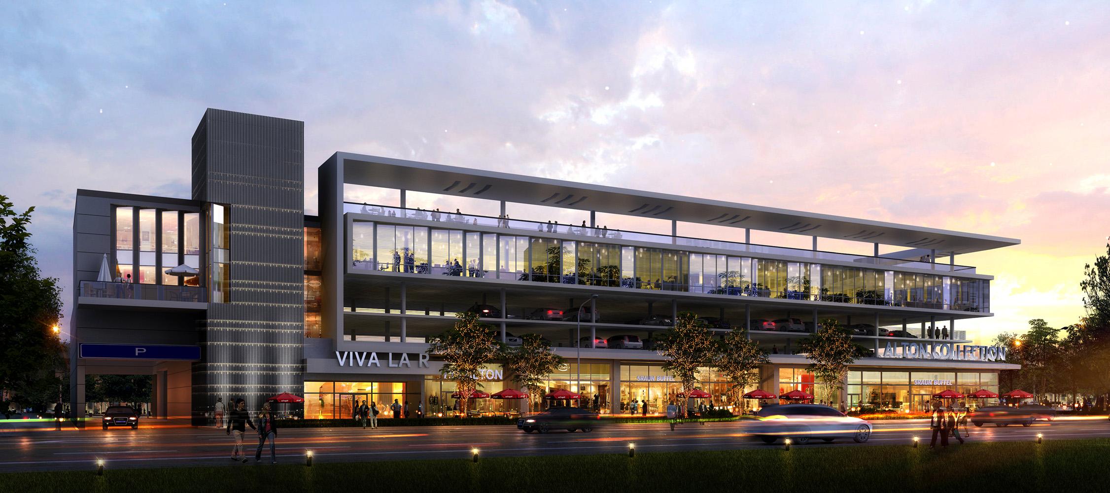 New Miami Beach Retail Project Perkins And Will Archello