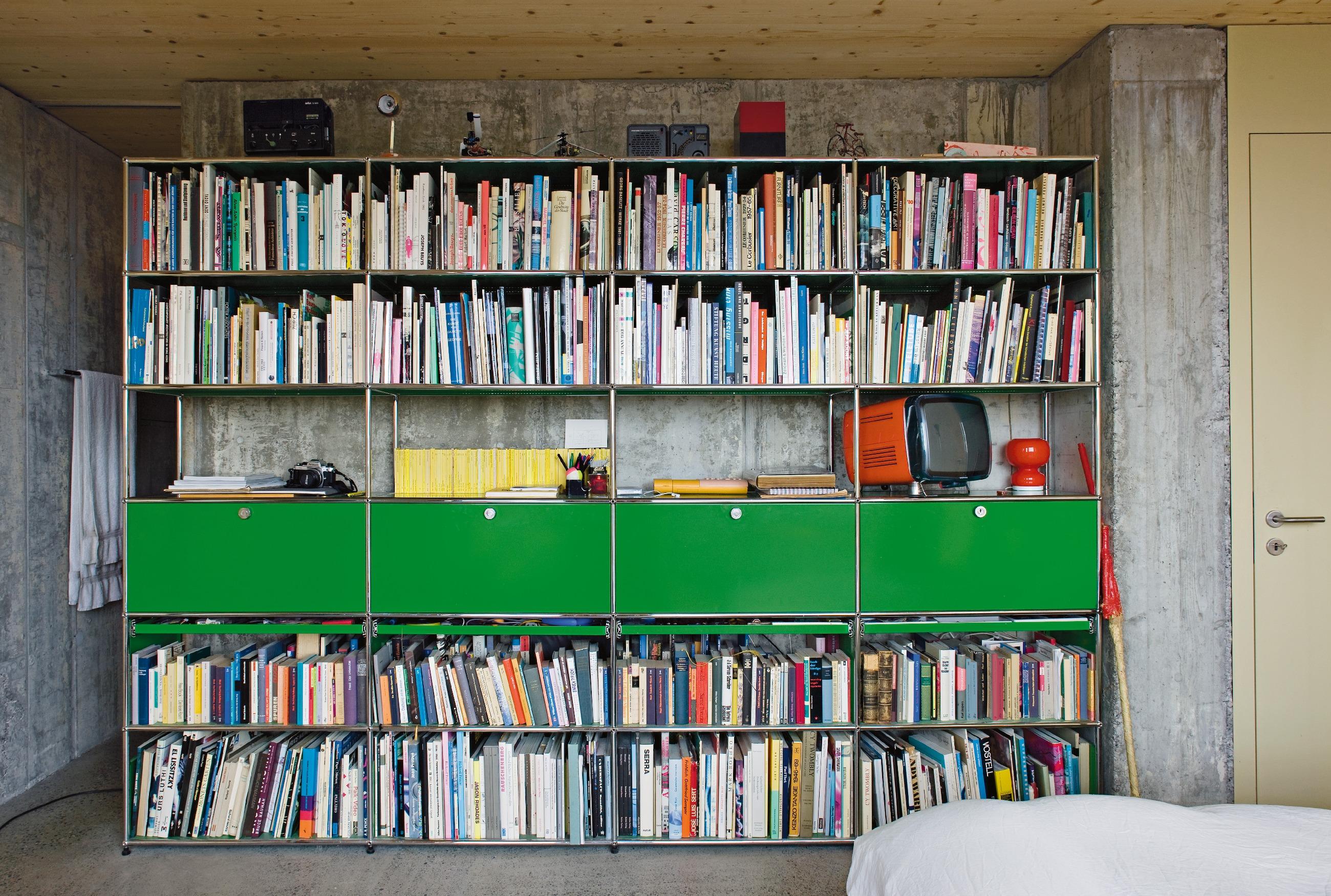Usm Haller Bookshelves By Usm Modular Furniture Archello