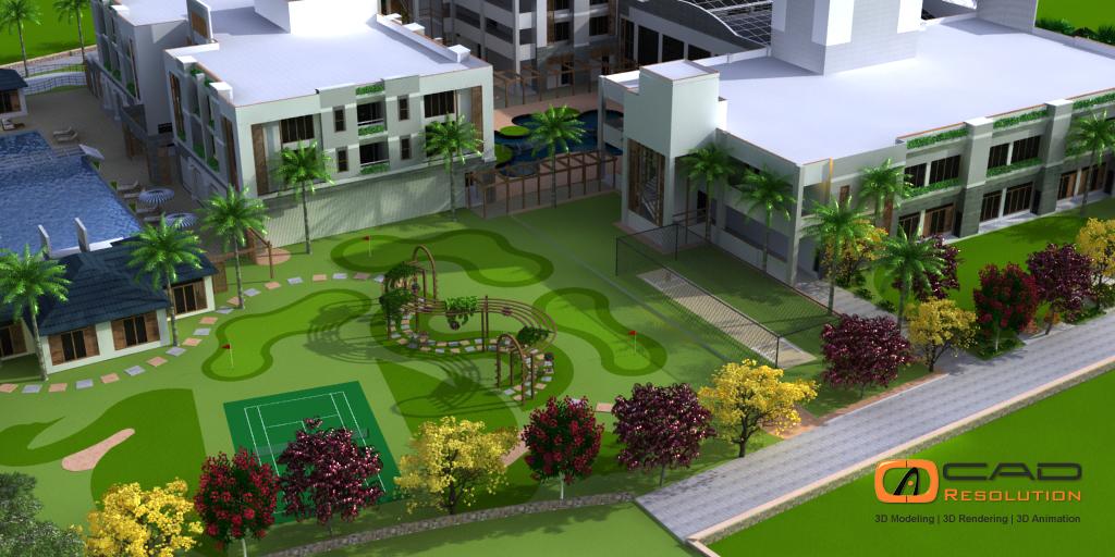 CAD Resolution | Architectural Visualization Company