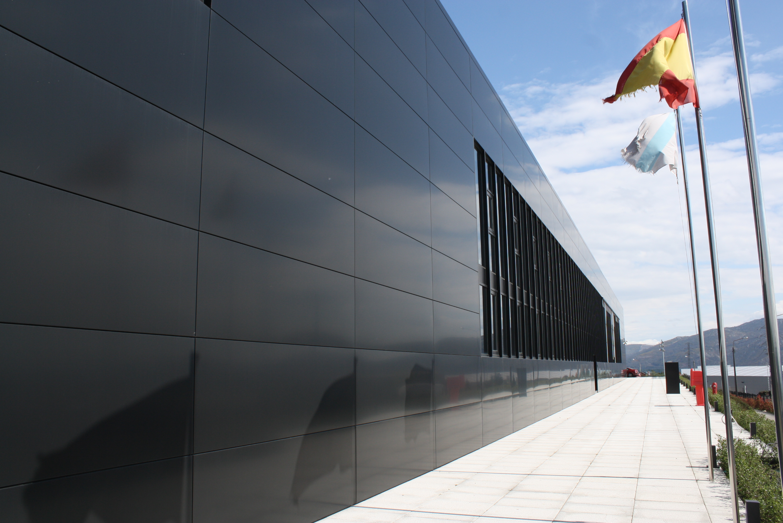 Hogomar headquarters eau arquitectura archello - Eau arquitectura ...