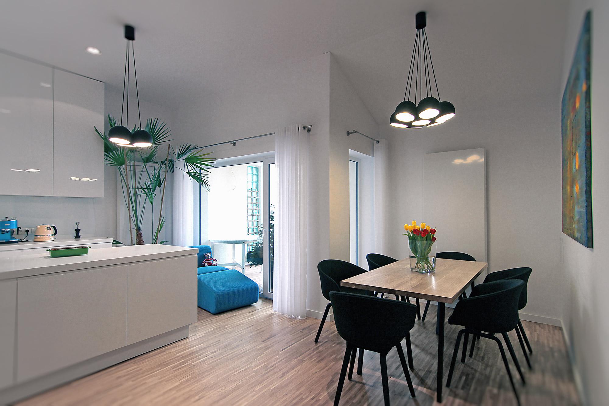 Rozany potok house interiors neostudio architekci archello