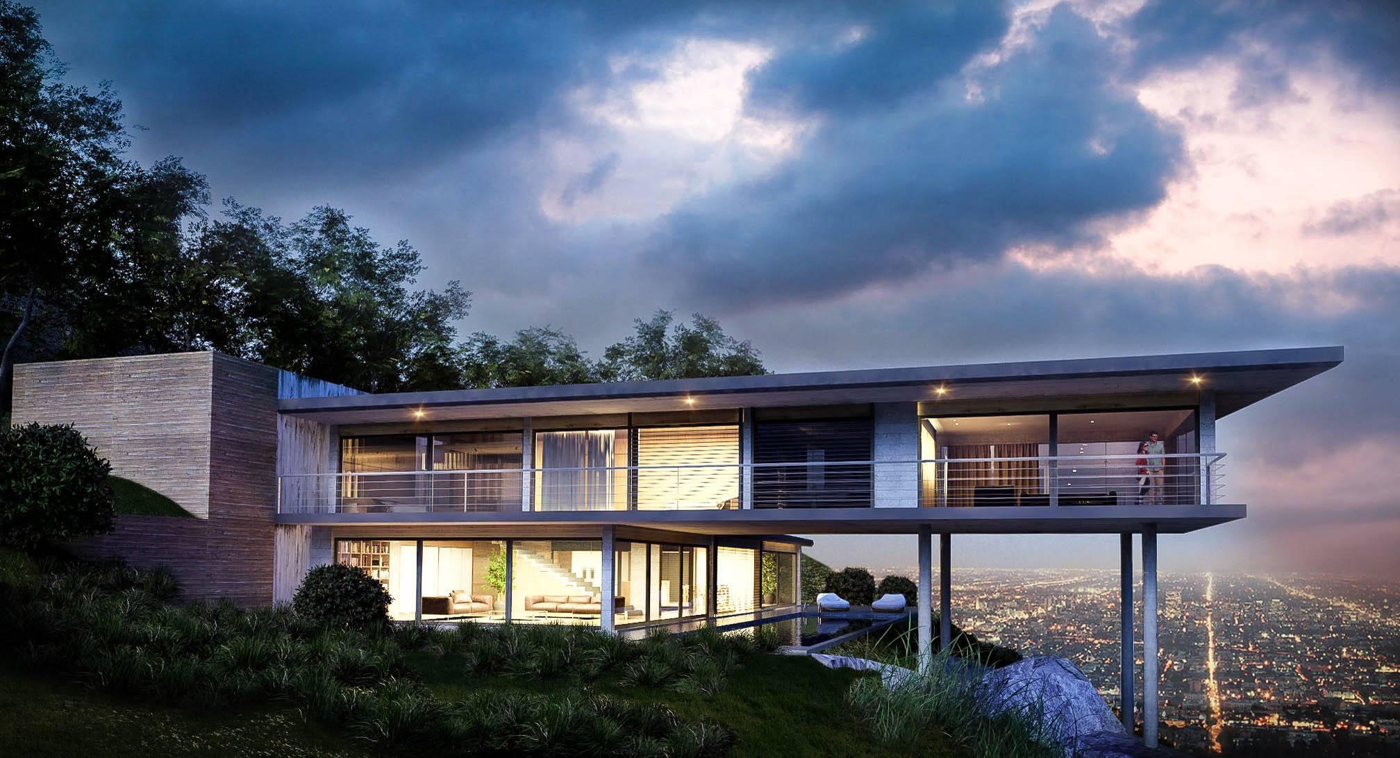 Modern Fantastic House Site Chief Archello