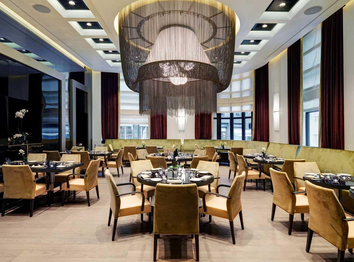 Poltrona Frau Mestre.Hotel Excelsior Gallia Studio Marco Piva Archello