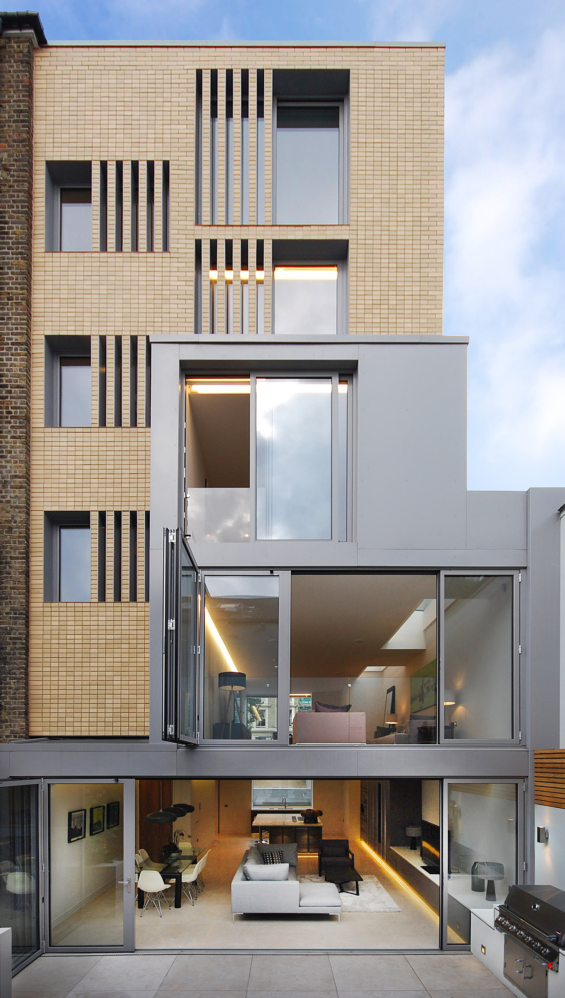 Number Ninety - New Build House in Holland Park Central London ...