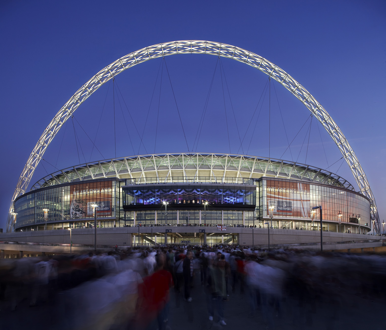 Wembley Stadium Populous Archello