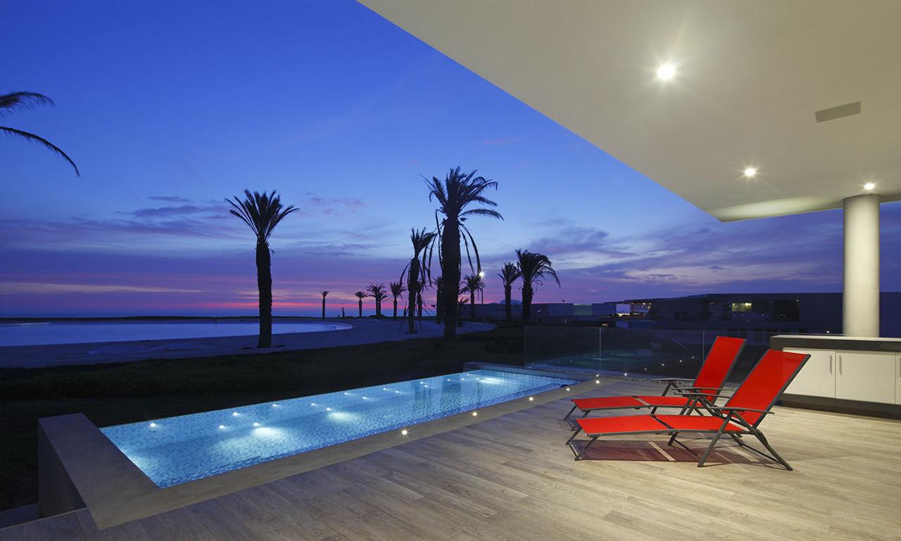 House in La Jolla Beach