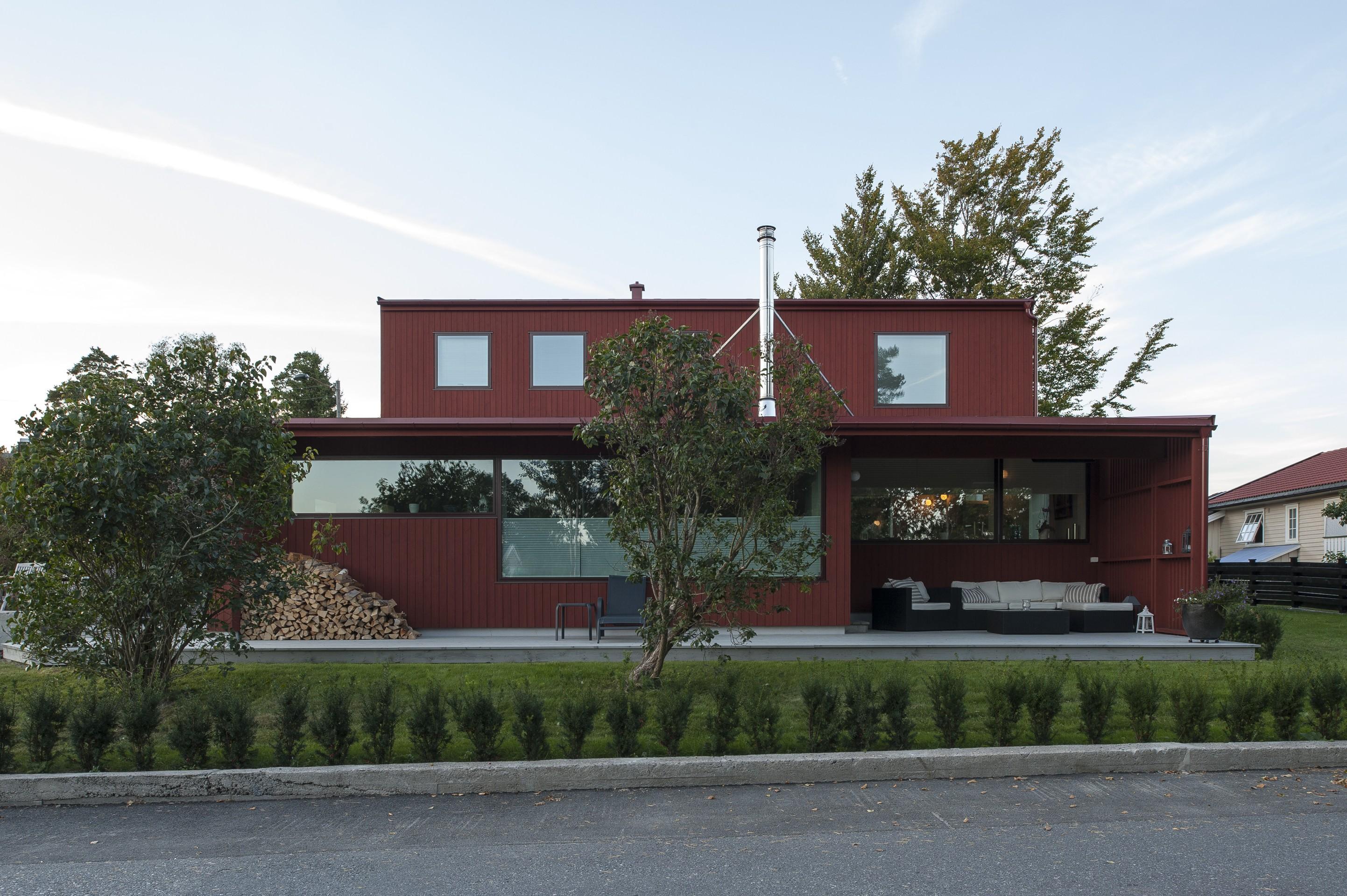 Olsen House - Transformation