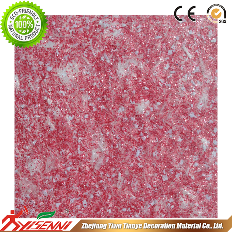 YISENNI home decor thermal insulation liquid wall coating by