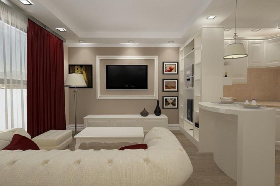 Design Interior Living Apartament Bucuresti