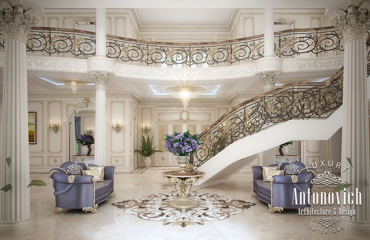 Kateryna Antonovich And Her Luxurious Interiors