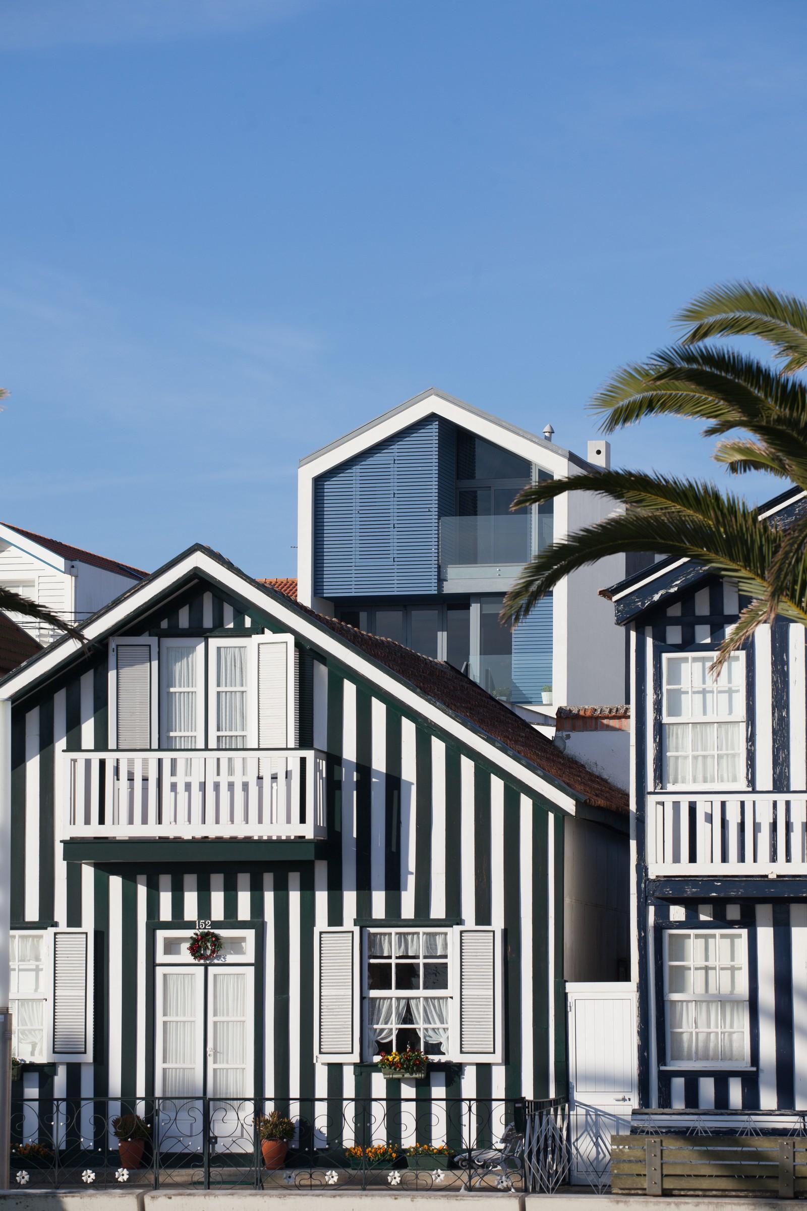 House In Bela Vista Costa Nova Rvdm Arquitectos Lda