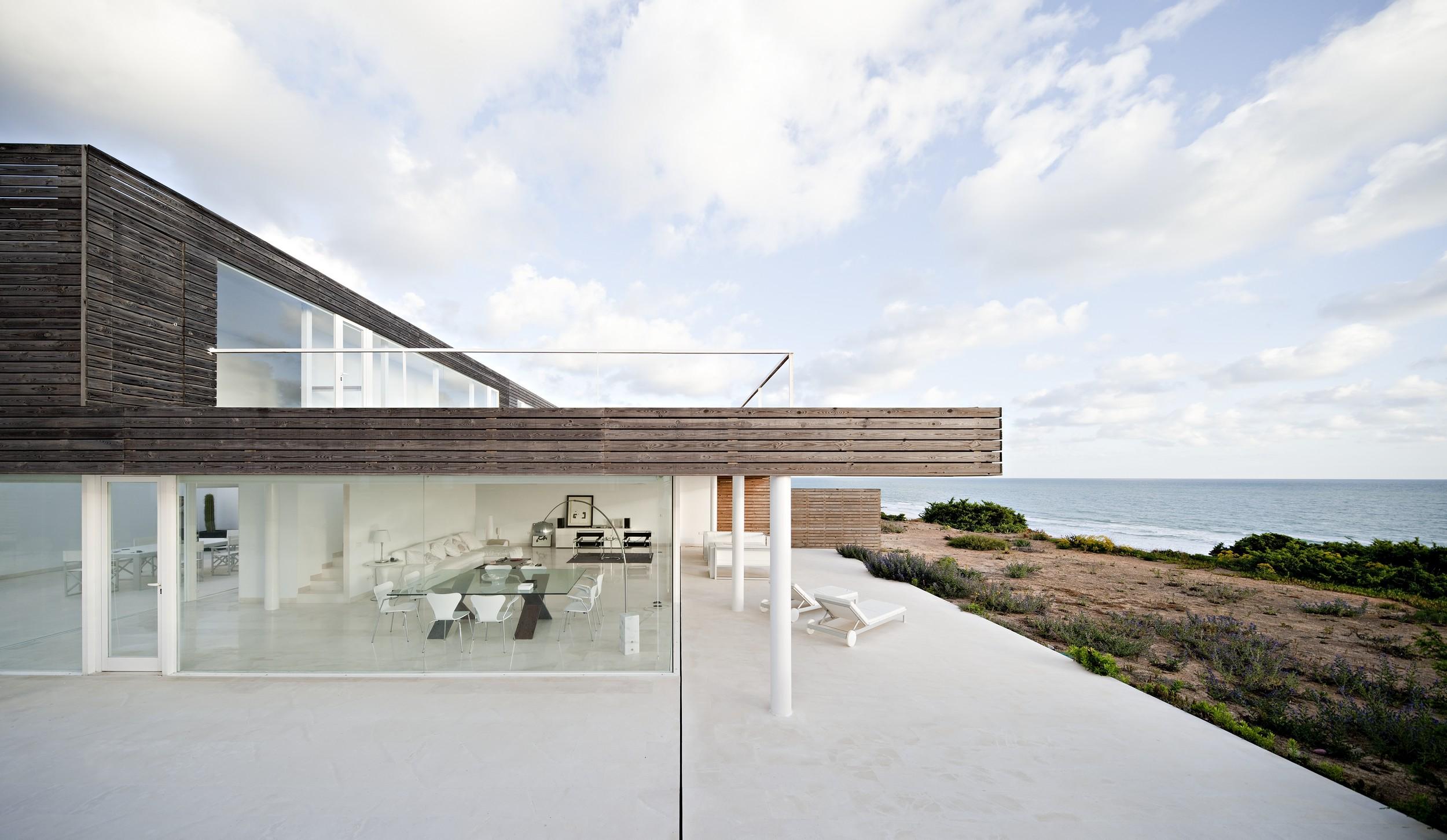 dbjc house alberto campo baeza archello. Black Bedroom Furniture Sets. Home Design Ideas