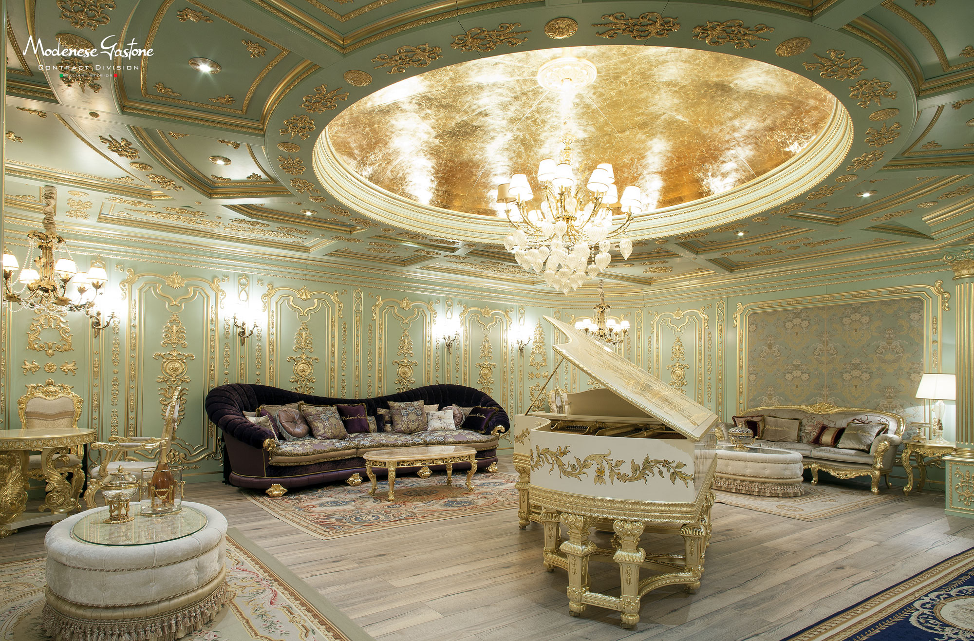 azerbaijan versailles boiserie modenese gastone interiors s r l