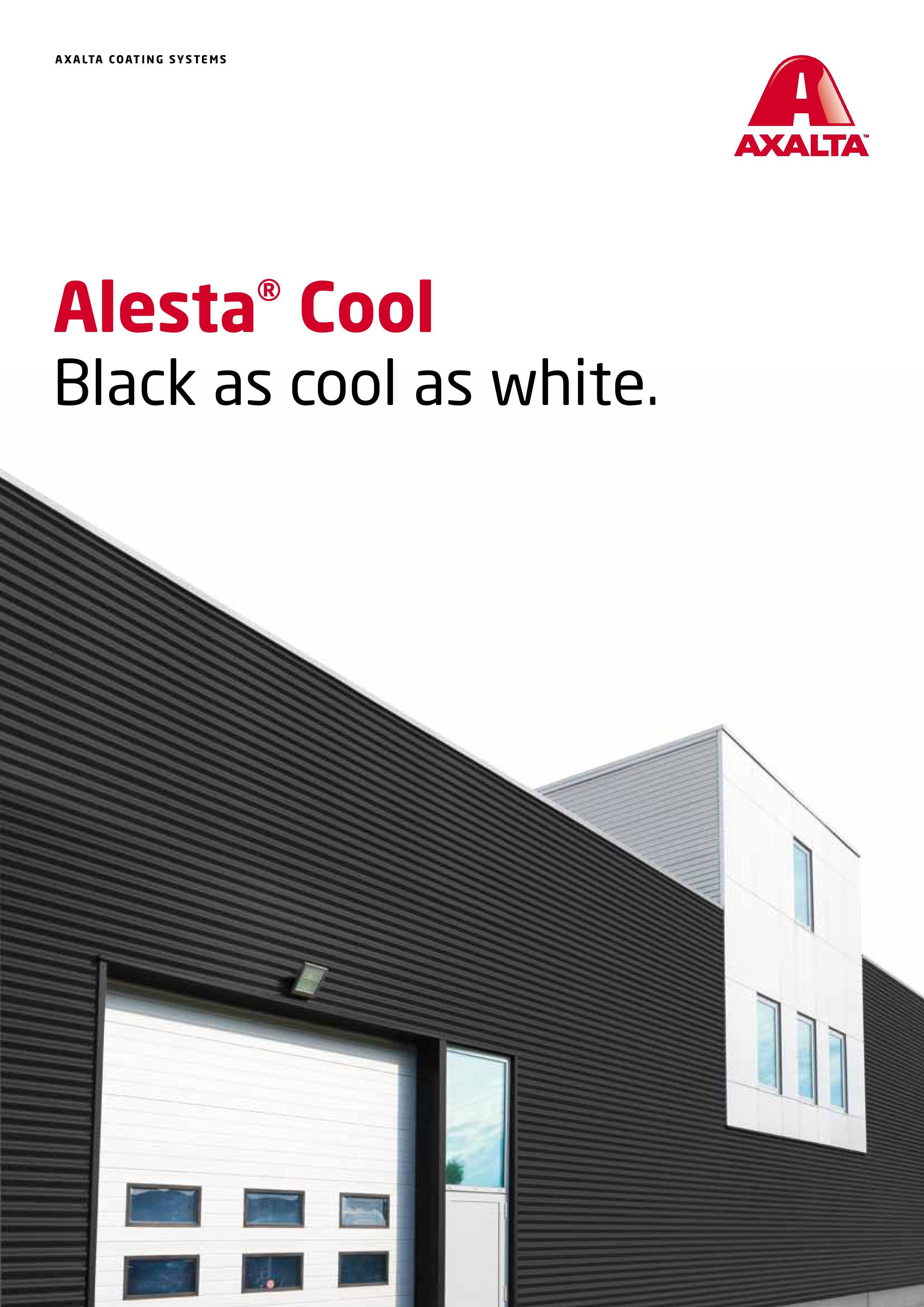 Alesta Cool by Axalta Powder Coatings EMEA   Media