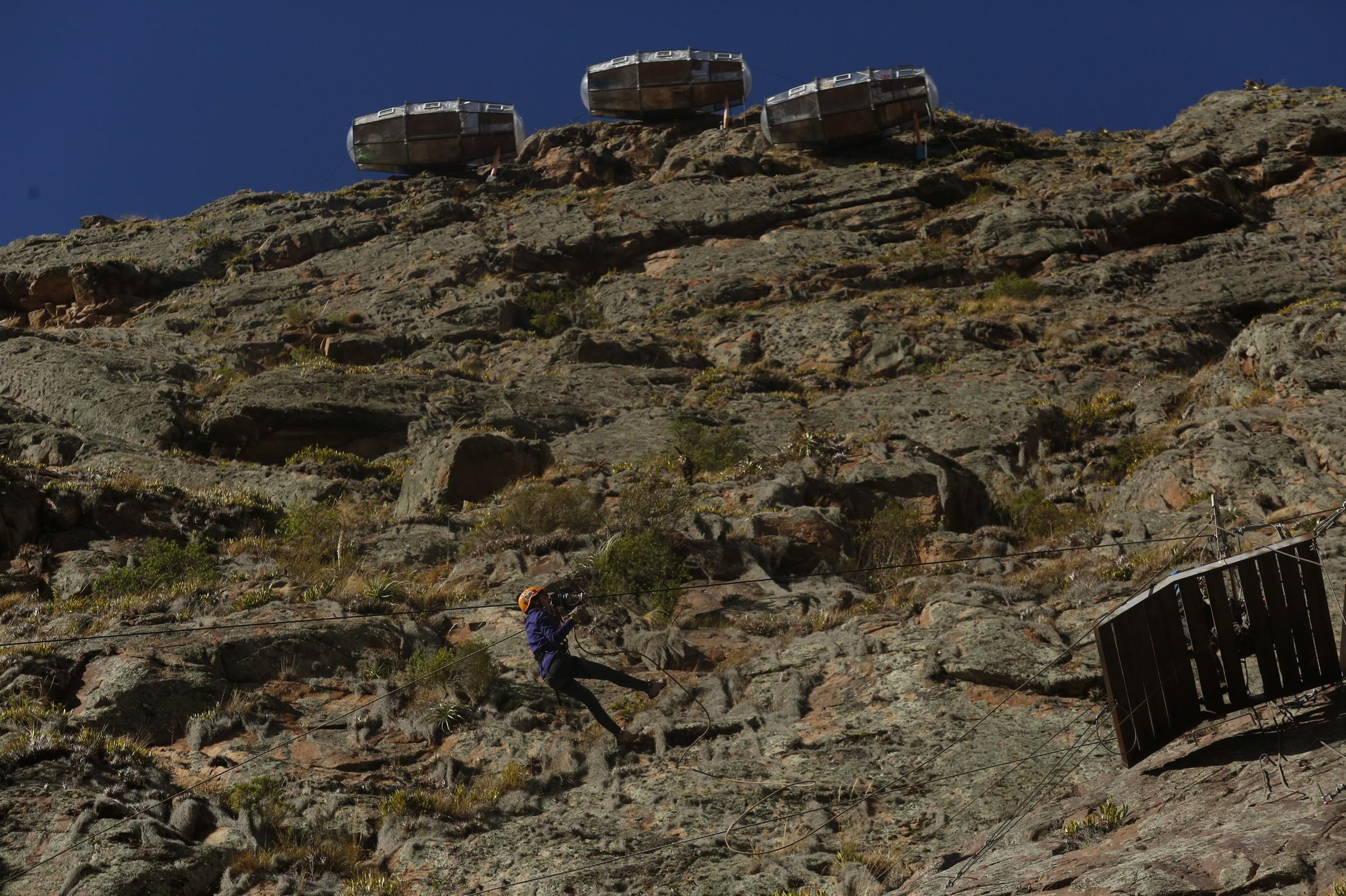 Skylodge Adventure Suites Natura Vive Archello