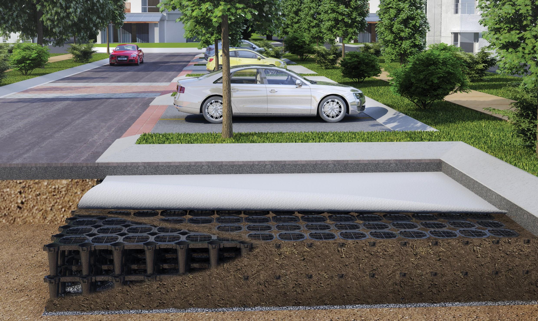 Deeproot Green Infrastructure Llc Archello