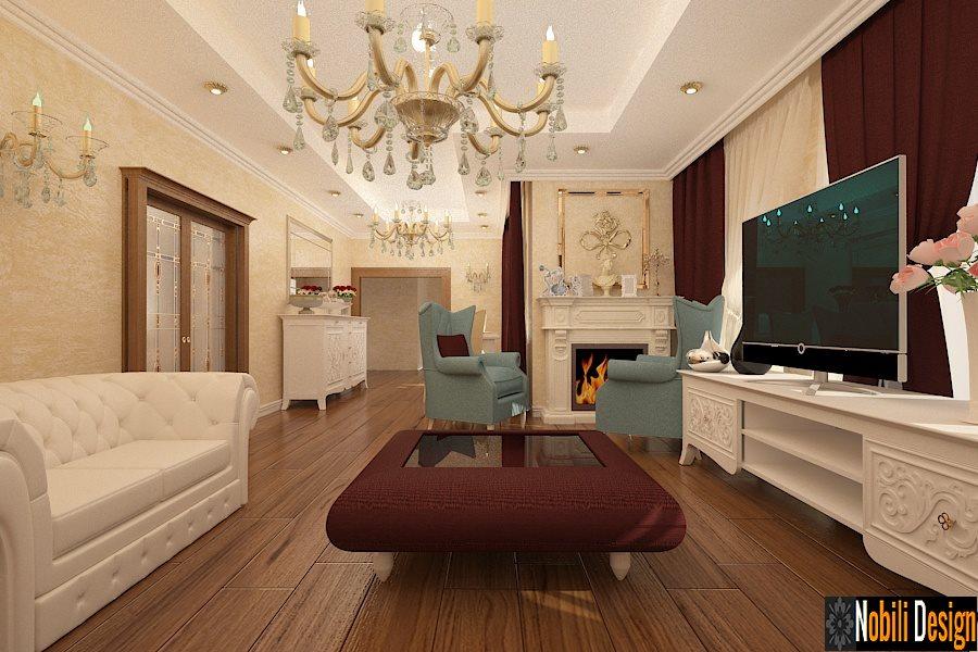Amenajari interioare case clasice