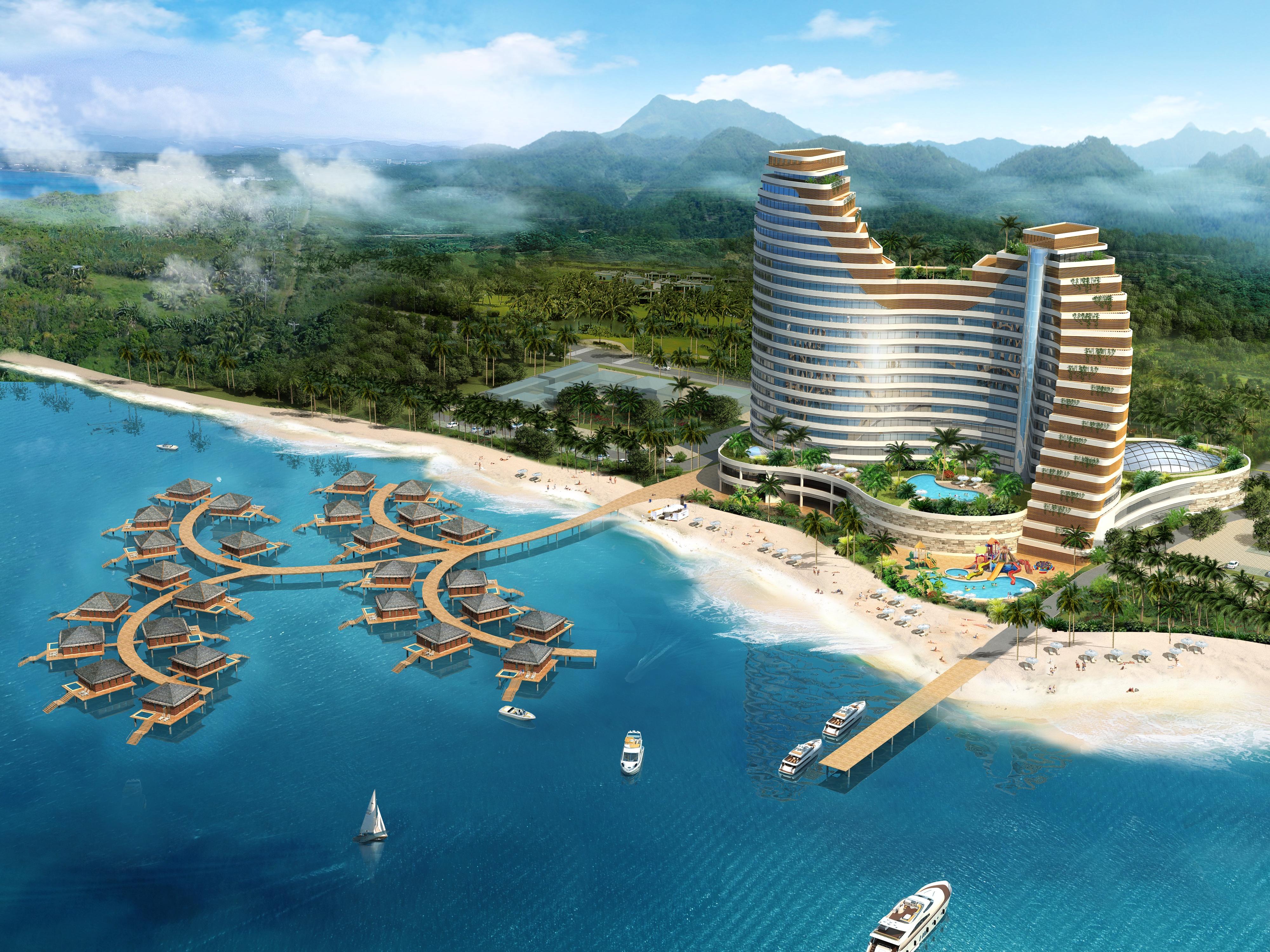 Saipan Island Resorts