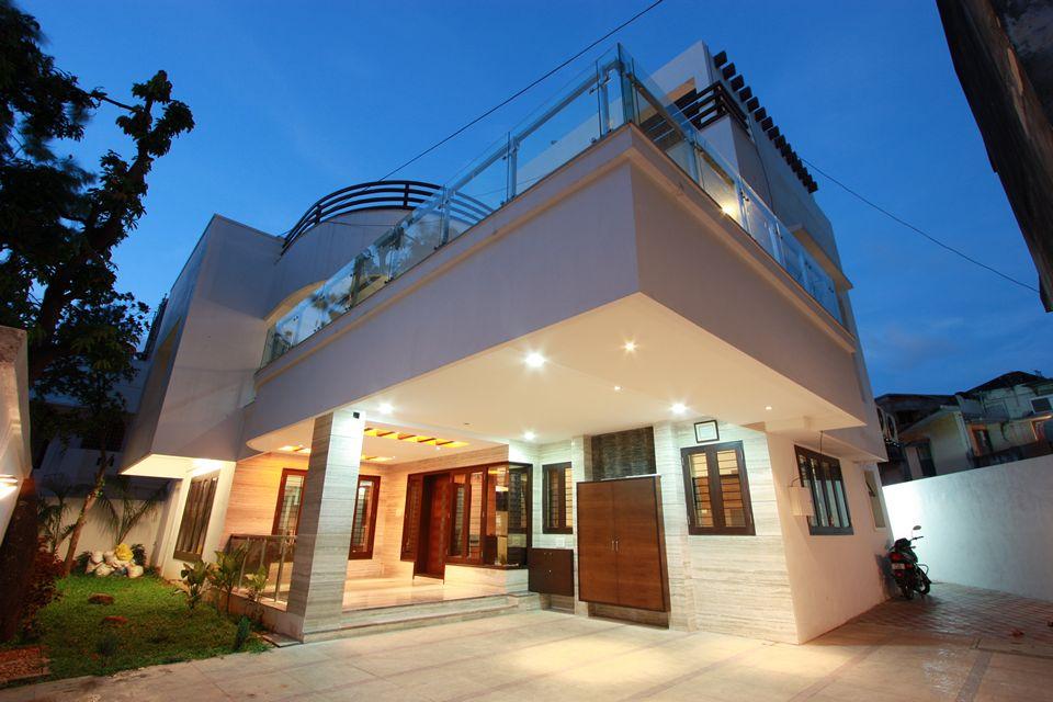 The Passage House Ansari And Associates Architects Archello