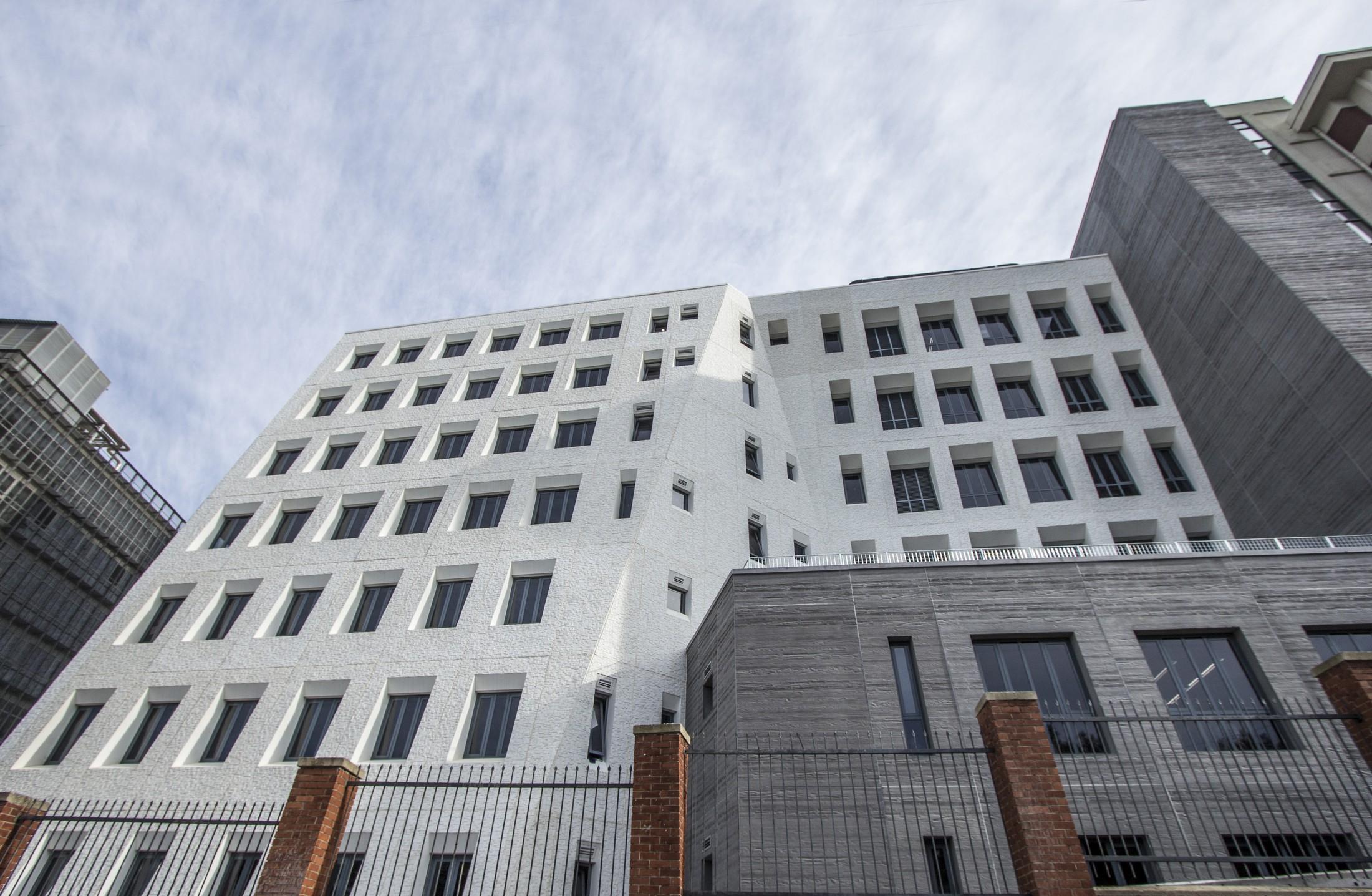 Audb architecture and urban design bureau archello