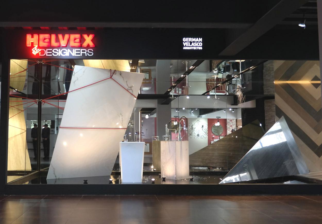 Helvex by Designers - German Velasco Arquitectos