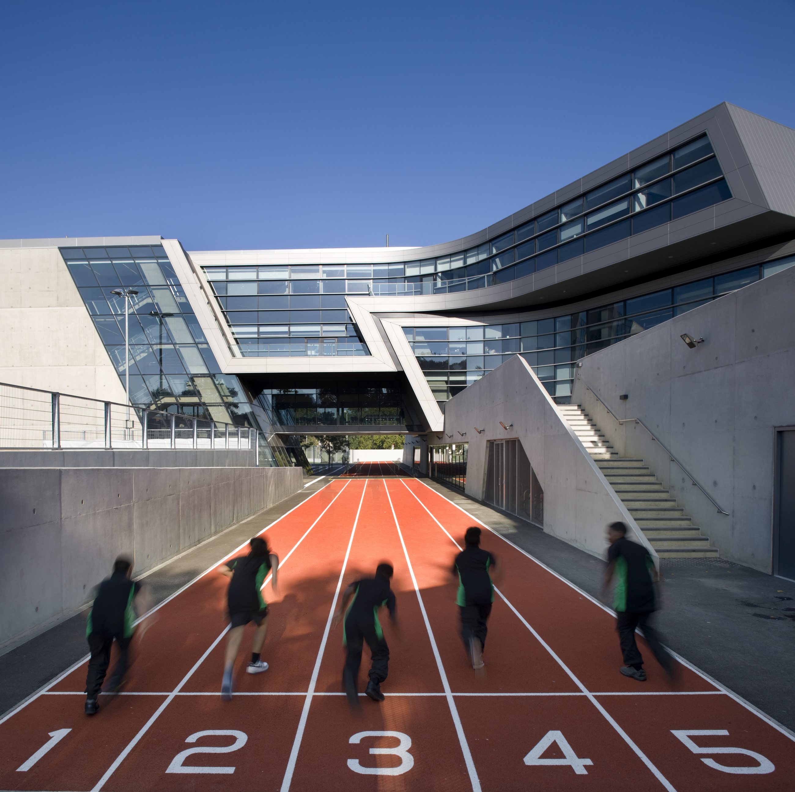 Evelyn Grace Academy | Zaha Hadid Architects | Archello