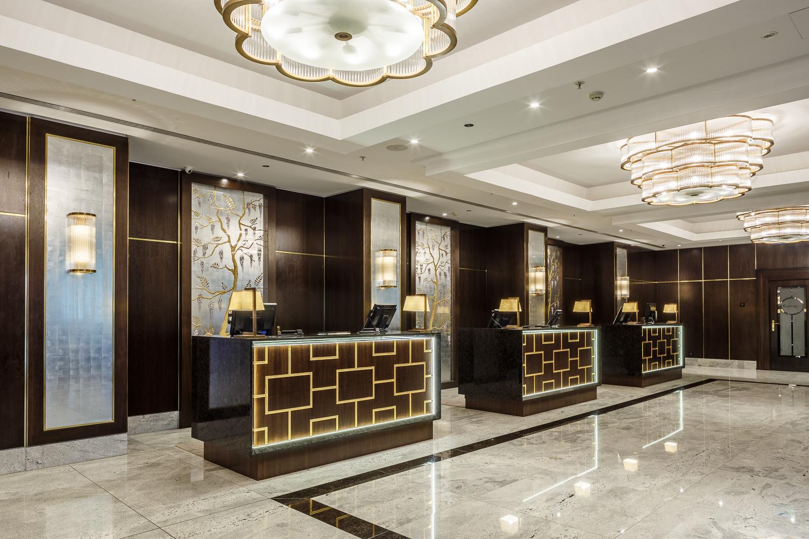 Hilton Hotel Goddard Littlefair Archello