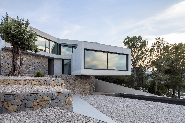 Casa a l'aspre | nomarq | estudi d'arquitectura