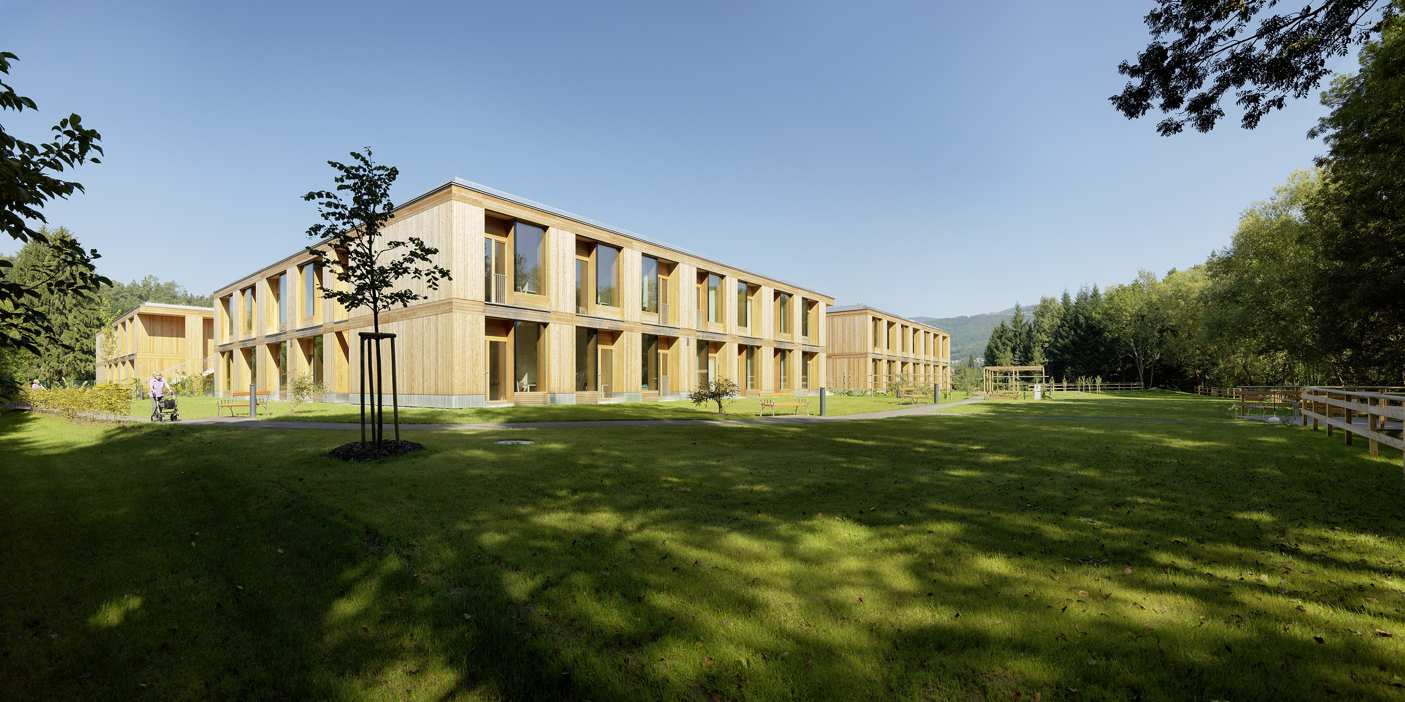 Residential care home Andritz