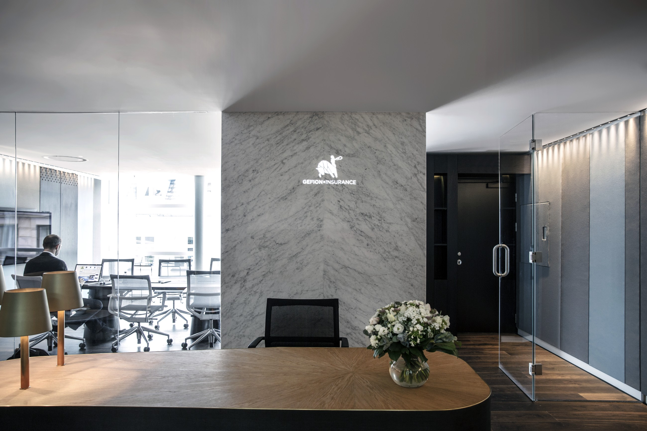 Gefion Insurance Headquarters Johannes Torpe Studios Archello