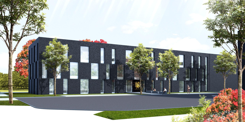 Westpark Bochum: Neubau Kultur Ruhr | Archwerk Generalplaner KG ...
