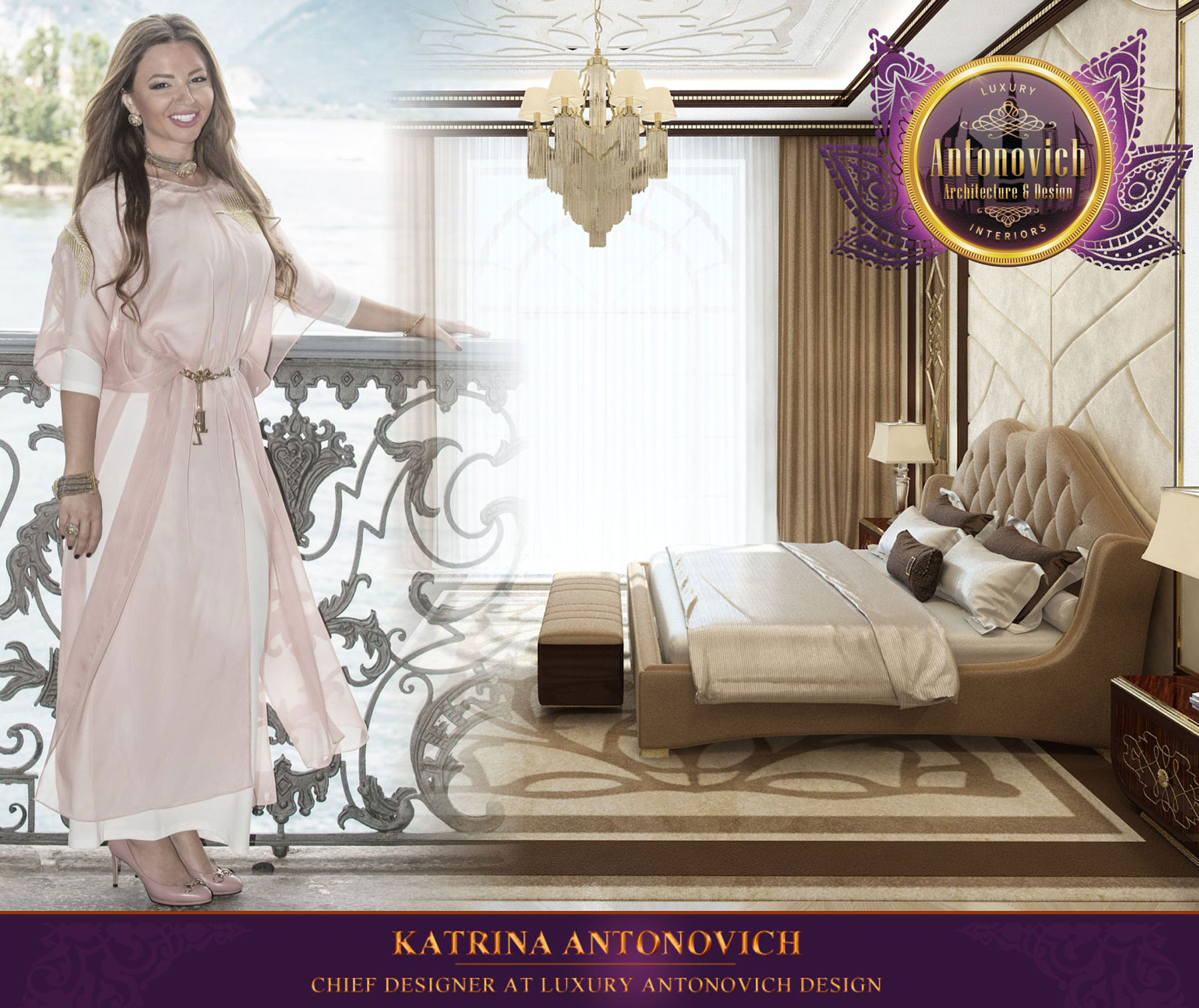 Katrina Antonovich Luxury Interior Design: LUXURY ANTONOVICH DESIGN