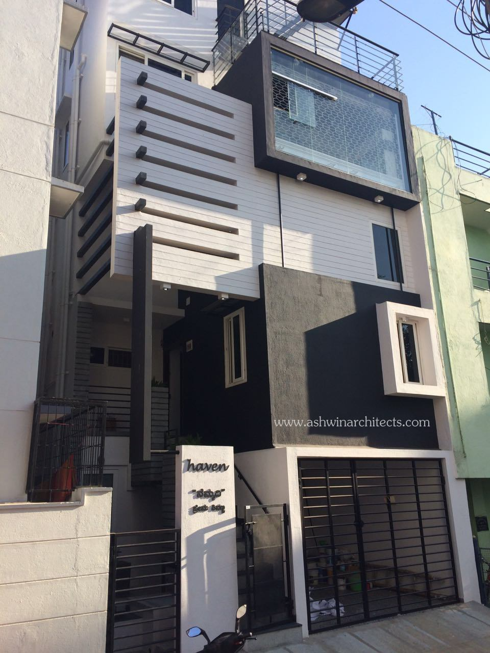 Front Elevation Duplex House Bangalore : Luxury bhk house design in uttarahalli ashwin