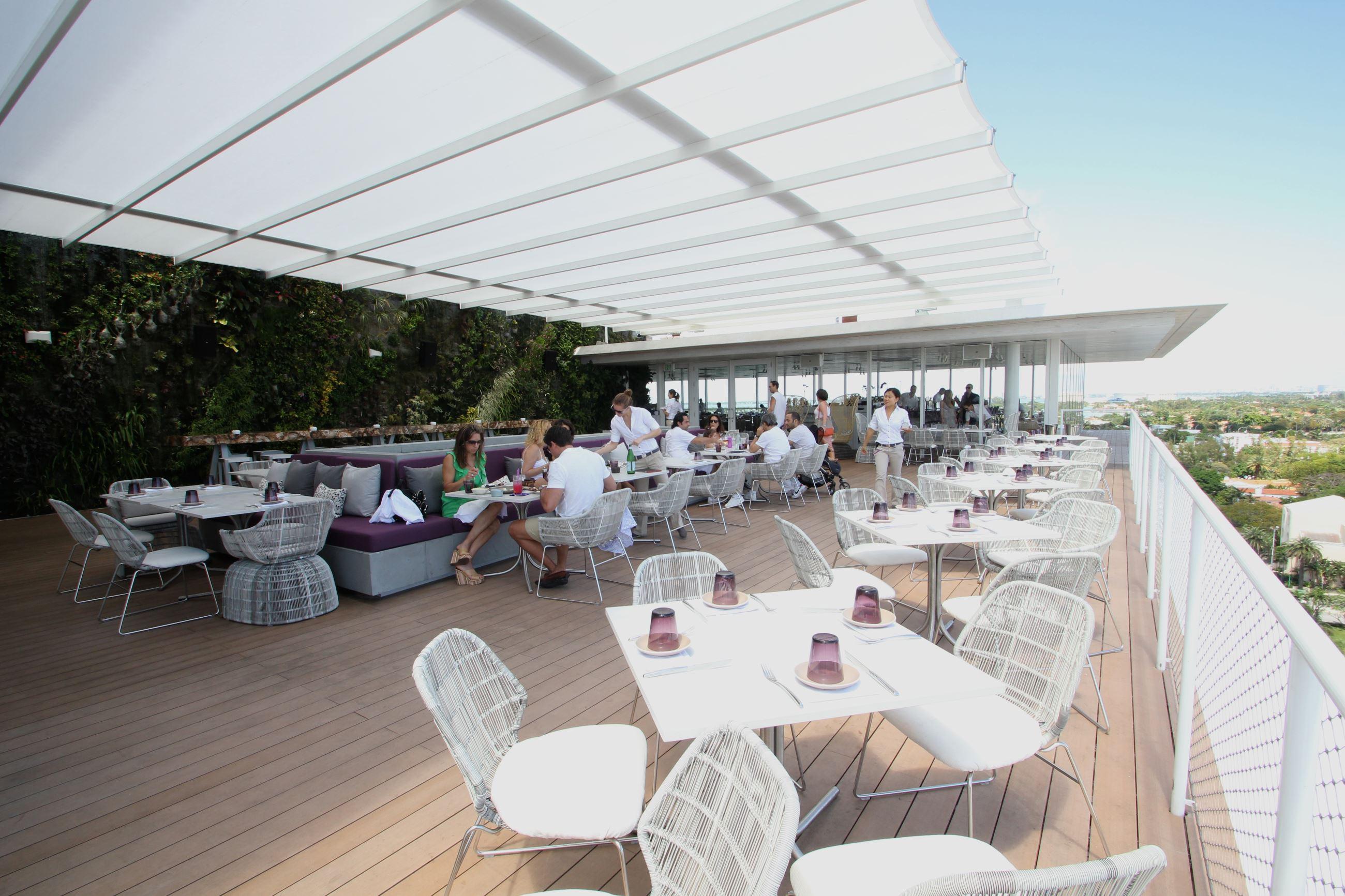 Protecting The Juvia Penthouse View Of Miami Sefar