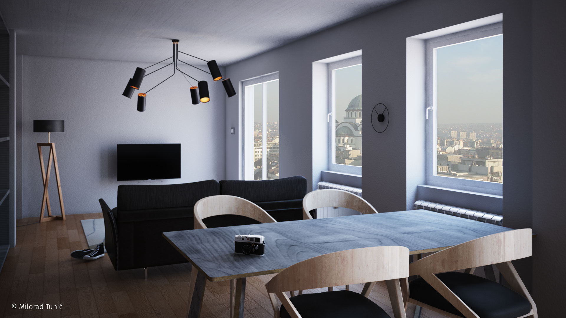 Interior visualization 3ds max and vray fabrika znanja for 3ds max interior