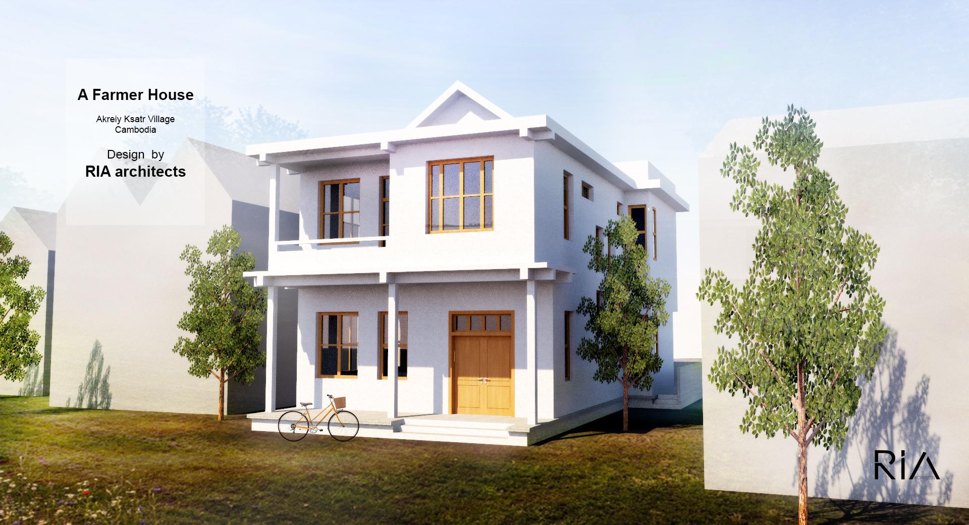 A Farmer House | RiA Architects | Arco