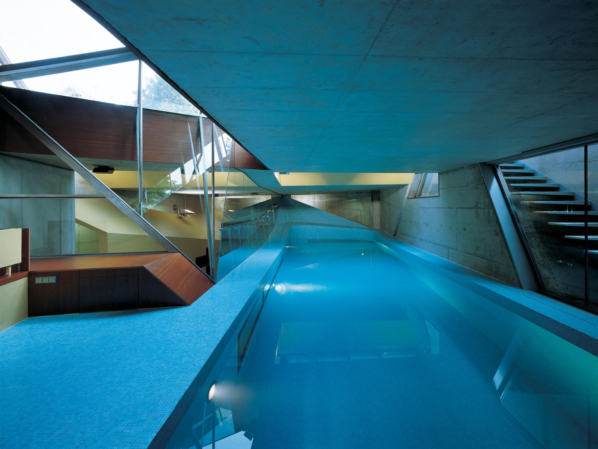 Underground Swimming Pool | the next ENTERprise Architects ...